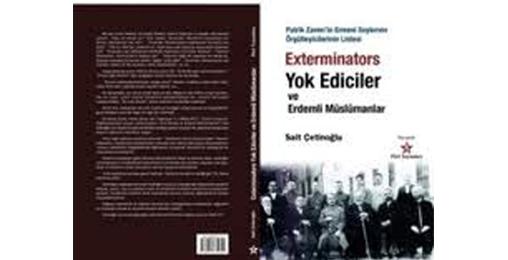 სომხების გენოციდისადმი მიძღვნილი წიგნი თურქეთში ბესტსელერი გახდა