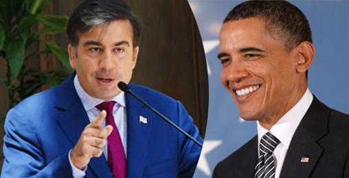 საქართველოს პრეზიდენტმა ბარაკ ობამას მეორე ვადით არჩევა მიულოცა