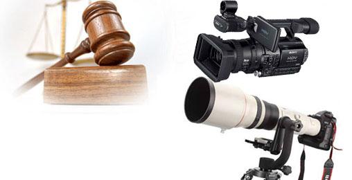 სასამართლოში ფოტო და ვიდეოგადაღება აღდგება?!