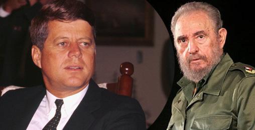 რატომ აპირებდა ჯონ კენედი ფიდელ კასტროს მოკვლას?!