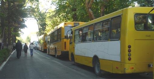 ხვალიდან ყვითელი ავტობუსების მძღოლები აქციებს წყვეტენ?!