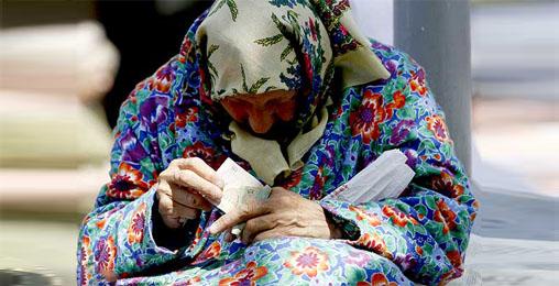 ყველა ასაკით პენსიონერი  თანაბარი რაოდენობის  პენსიას მიიღებს