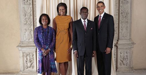 რატომ მფარველობს ობამა გვინეის კორუმპირებული პრეზიდენტის ოჯახს?