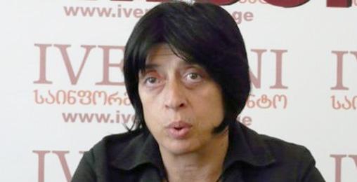 """ირინა სარიშვილი: """"ნაციონალები"""" და """"ქართული ოცნება"""" შეთანხმებულად მოქმედებენ!"""