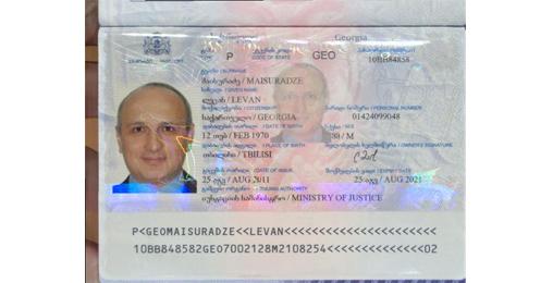 ვანო მერაბიშვილი ყალბი პასპორტით ცდილობდა ქვეყნის დატოვებას