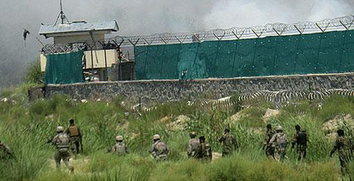 ჯალალაბადში ნატოს ბაზაზე თავდასხმის შედეგად 12 სამხედრო დაიღუპა