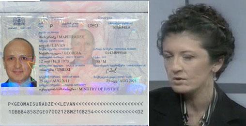 თეა წულუკიანი: რისთვის იყენებდა ვანო მერაბიშვილი ყალბ პასპორტს?