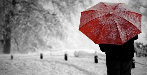 თბილისში პირველი თოვლი მოვიდა