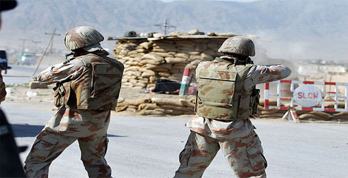მასშტაბური თავდასხმა პაკისტანში