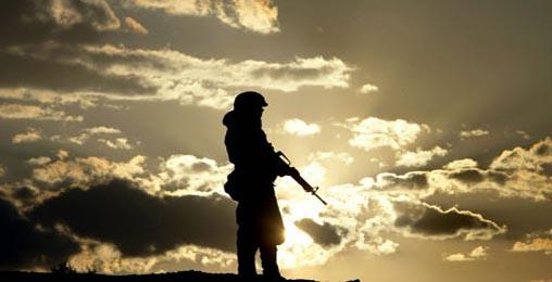ავღნეთში ქართველი ჯარისკაცი გაუჩინარდა