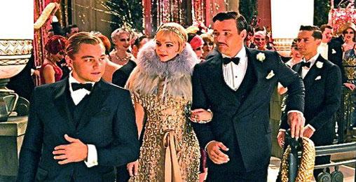 მალე ტელეეკრანებზე - The Great Gatsby