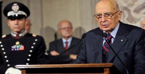 იტალიის პრეზიდენტმა  პარლამენტი დაითხოვა