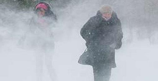 უკრაინაში ძლიერი ყინვის გამო უკვე 85 ადამიანი დაიღუპა