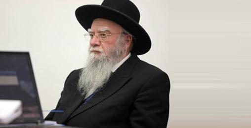 ისრაელის ყოფილ რაბინს თაღლითობაში ადანაშაულებენ