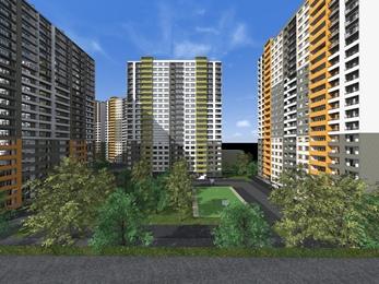 დევნილთა საცხოვრებელი კომპლექსის მშენებლობისათვის 107-მილიონიან პროექტი  იწყება