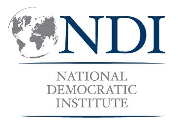 NDI-მ პოლიტიკური კვლევის რეიტინგები წარადგინა