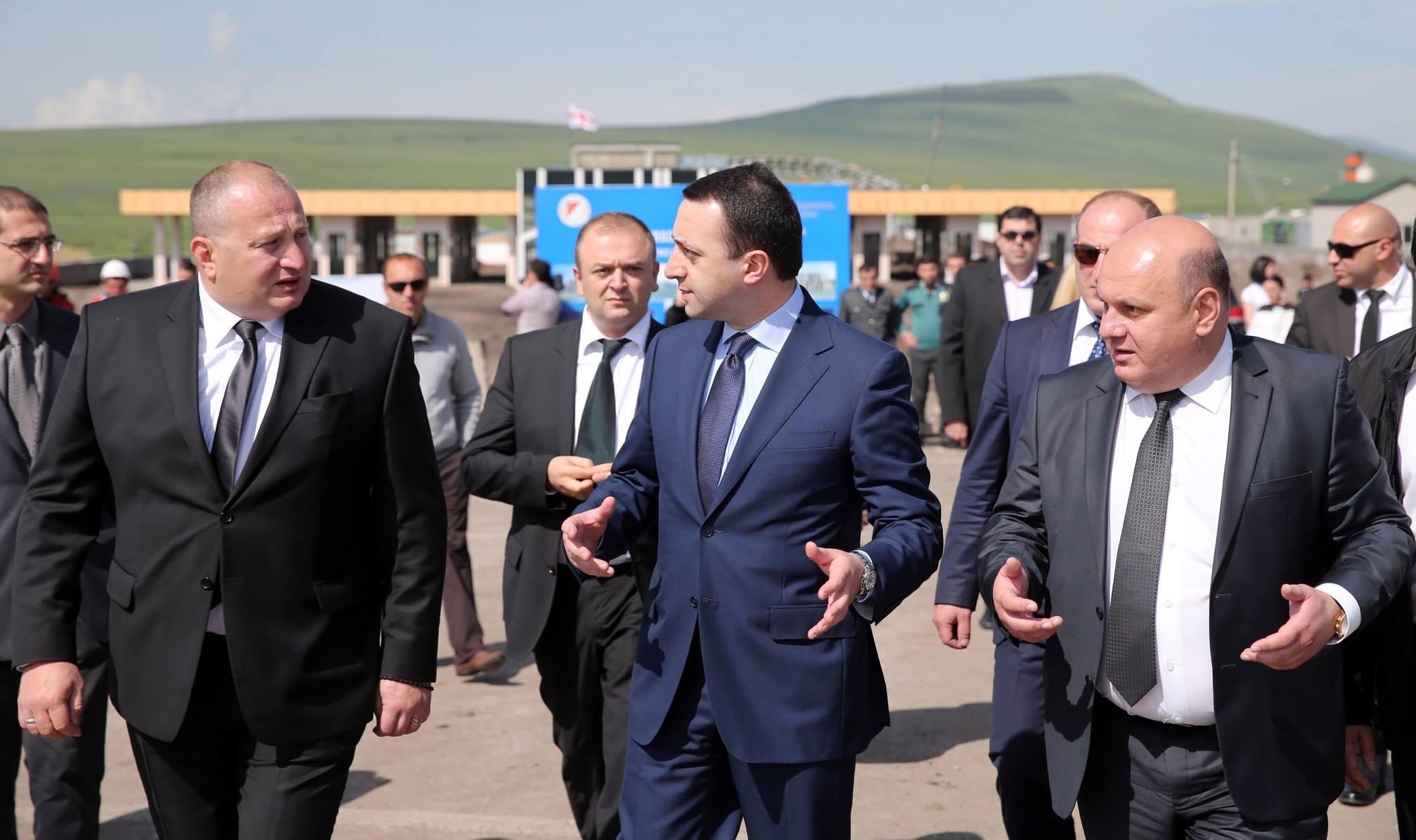2014 წლის ბოლომდე საქართველოში ახალი საბაჟო-გამშვები პუნქტი გაიხსნება