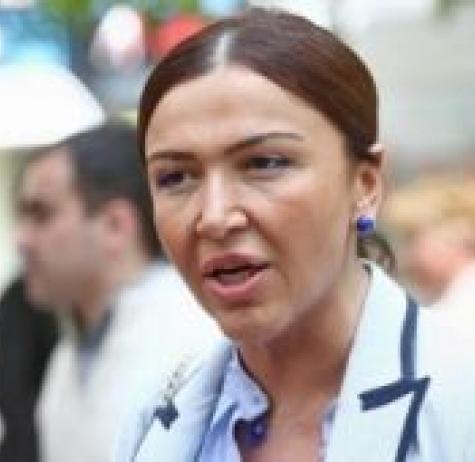"""ინგა გრიგოლია ,,საქართველოს ფოსტის"""" წინააღმდეგ"""