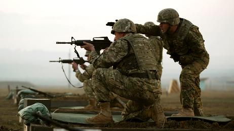 თავდაცვის სამინისტრო საკონტრაქტო სამხედრო სამსახურში მიღებას იწყებს
