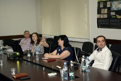 24 ივნისიდან კულტურის სამინისტროში მუშაობას USAID -ის კონტრაქტორი ორგანიზაცია იწყებს