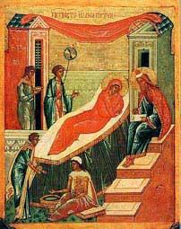 მართლმადიდებლური სამყარო იოანე ნათლისმცემლის შობას აღნიშნავს