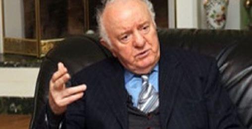 ედუარდ შევარდნაძე 86 წლის ასაკში გარდაიცვალა