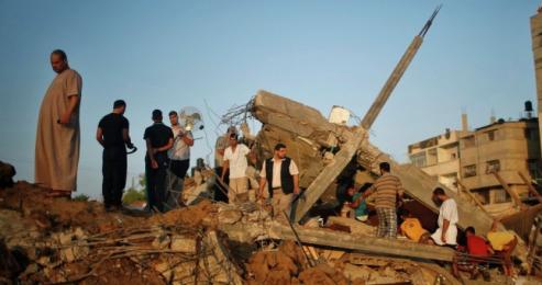 ისრაელის არმია  ღაზას სექტორზე სარაკეტო თავდასხმებს აგრძელებს