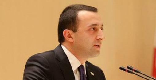 საქართველოს პრემიერ-მინისტრი განცხადებას ავრცელებს