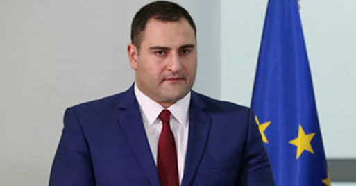ალექსანდრე ჭიკაიძე ევროპის პოლიციელთა და მეხანძრეთა მე-5 სპორტულ თამაშებში მონაწილე პოლიციელებს შეხვდა