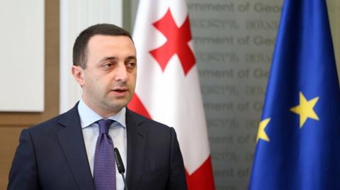 საქართველოს პრემიერ-მინისტრი ირაკლი ღარიბაშვილი გუბერნატორებს შეხვდა