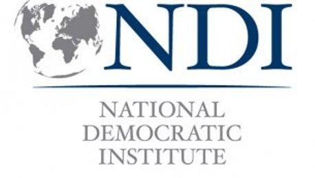 NDI-მ 3 338 პირი გამოკითხა