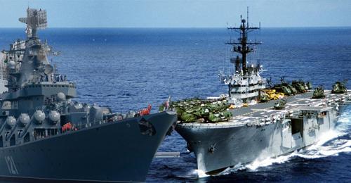 ნატო-ს წევრმა სახელმწიფოებმა შავი ზღვის აკვატორიაში სამხედრო ხომალდები გაგზავნეს