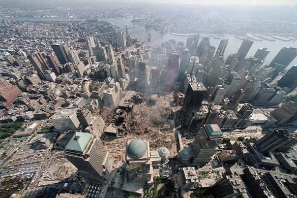 11 სექტემბერი-დღე, რომელსაც მსოფლიო ვერასდროს დაივიწყებს