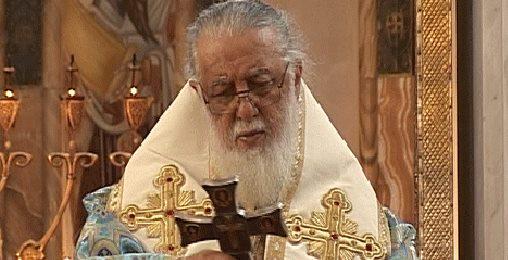 ილია მეორე მედია საშუალებებს მიმართავს