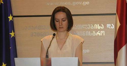 თამარ სანიკიძე: საკადრო ცვლილებების შემთხვევაში გადაწყვეტილებას პრემიერ-მინისტრი მიიღებს!