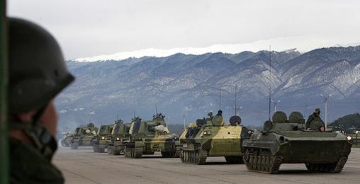 აფხაზეთი და რუსეთი: ერთი არმია ორისათვის?