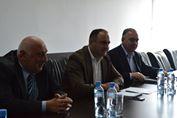 მინისტრის მოადგილეები არასამთავრობო ორგანიზაციების წარმომადგენლებს შეხვდნენ