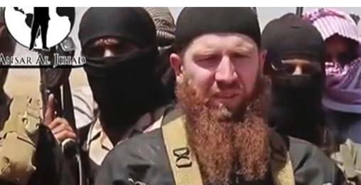 ისლამური ჯიჰადი და წითელწვერა ომარ ალ-შიშანი, იგივე თარხან ბათირაშვილი