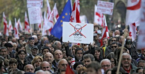 """ნოსტალგია: საქართველო """"ნაციონალთა"""" რეფორმების მიღწევებს ანიავებს(?!)"""