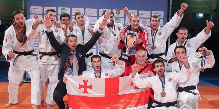 შსს-ს ძიუდოს სპორტული კლუბი ევროპის ჩემპიონი გახდა
