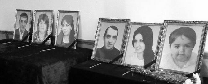 რუსი ჯარისკაცის მიერ დაჭრილი 6 თვის ჩვილი დაიღუპა