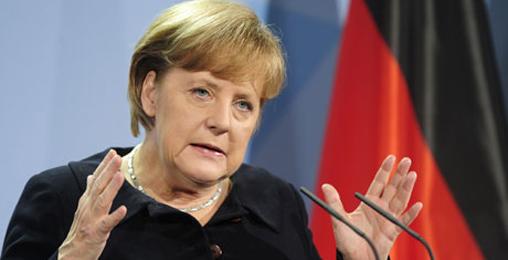 ანგელა მერკელმა ბერძნებს მოუწოდა არჩევანი ევროპის სასარგებლოდ გააკეთონ