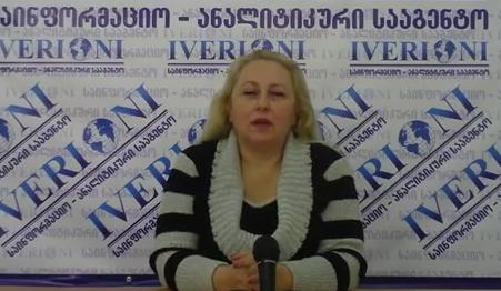 ლია ელიავა: მინისტრი ხადური რეალობისგან შორს დგას