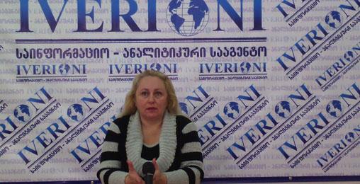 ლია ელიავა: მწვავე საბანკო კრიზისის დროსაც შესაძლებელია ინფლაციის შეჩერება