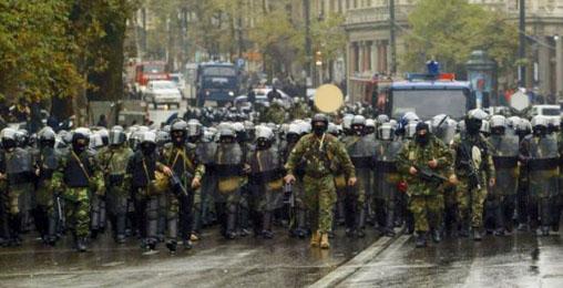 """აბობოქრებული """"ნაცმოძრაობა"""", 21 მარტის აქცია რუსთაველზე და თბილისისკენ მომზირალი რუსული ტანკები!"""