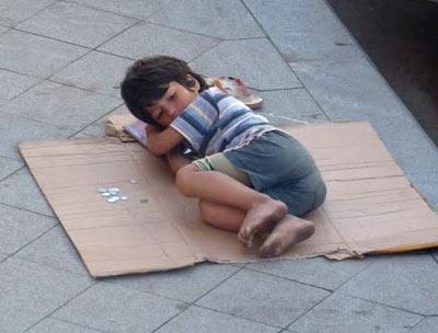 ბიზნესი უპატრონო ბავშვებით-სასტიკი დანაშაული, რომელიც ხელისუფლებას არ აინტერესებს