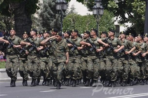 სამხედრო ექსპერტთა ჯგუფმა 10 ყველაზე ძლიერი არმიის სია გამოაქვეყნა