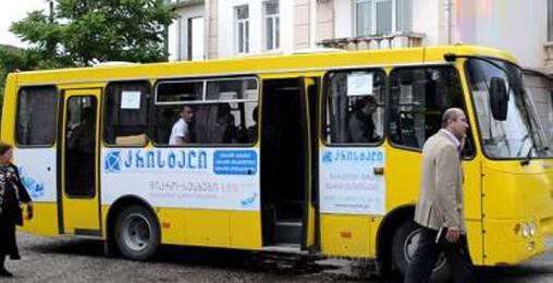 ირაკლი ლექვინაძე: დედაქალაქის ავტოპარკი სრულად  განახლდება