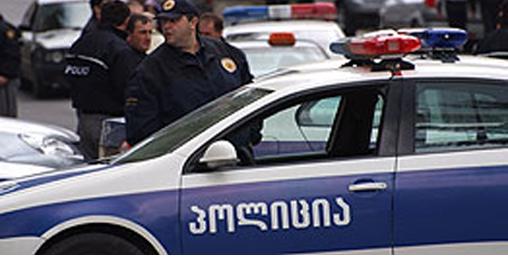 სროლა თბილისში - რედისონთან საპატრულო პოლიციაა მობილიზებული
