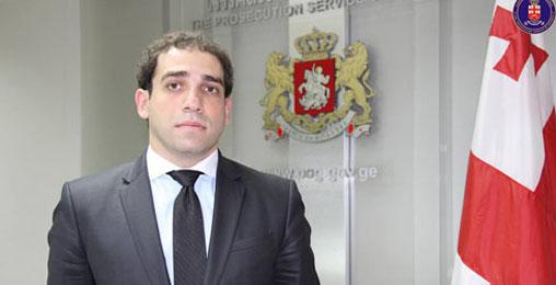 ირაკლი შოთაძე -  საქართველოს ახალი მთავარი პროკურორი